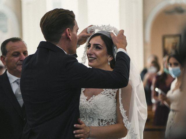 Il matrimonio di Elsa e Domenico a Aversa, Caserta 50