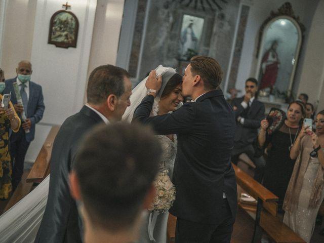 Il matrimonio di Elsa e Domenico a Aversa, Caserta 51