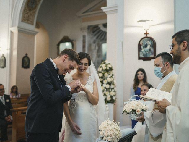 Il matrimonio di Elsa e Domenico a Aversa, Caserta 53