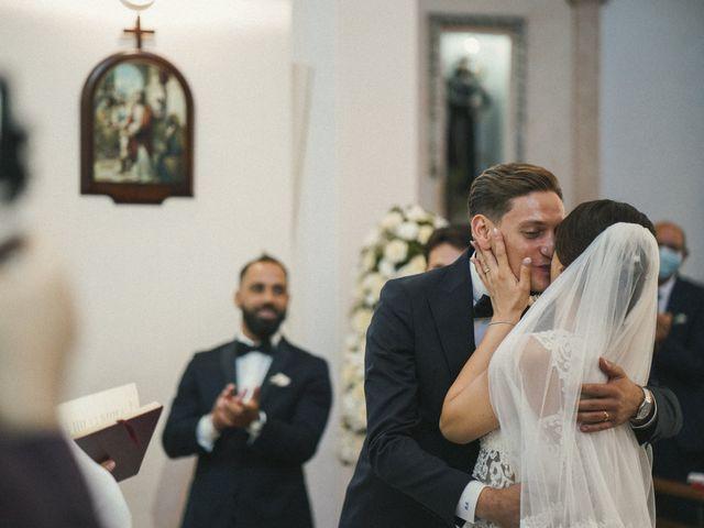 Il matrimonio di Elsa e Domenico a Aversa, Caserta 54