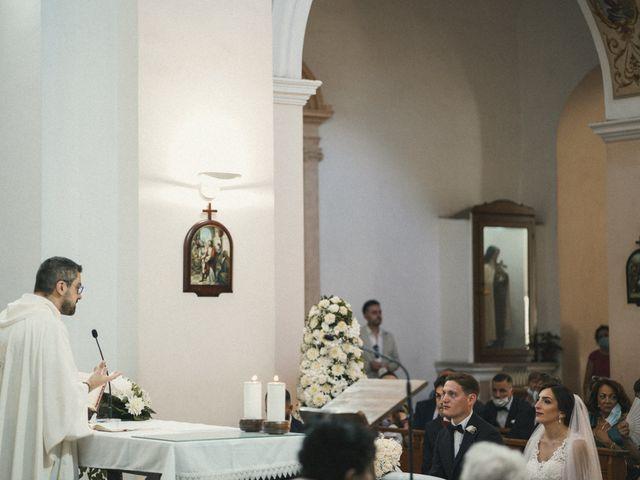 Il matrimonio di Elsa e Domenico a Aversa, Caserta 55