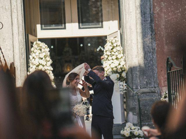 Il matrimonio di Elsa e Domenico a Aversa, Caserta 57