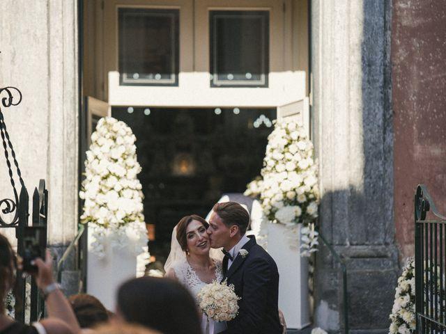 Il matrimonio di Elsa e Domenico a Aversa, Caserta 60