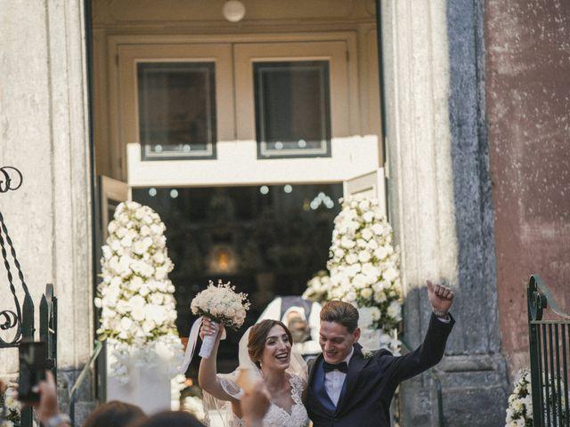 Il matrimonio di Elsa e Domenico a Aversa, Caserta 61