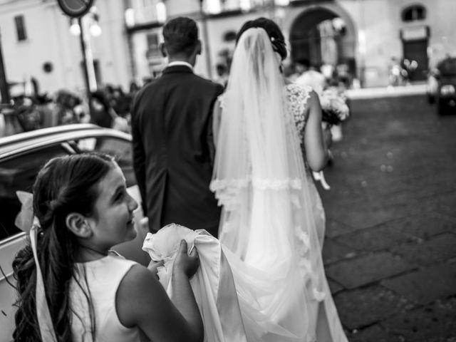 Il matrimonio di Elsa e Domenico a Aversa, Caserta 62