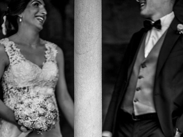 Il matrimonio di Elsa e Domenico a Aversa, Caserta 80