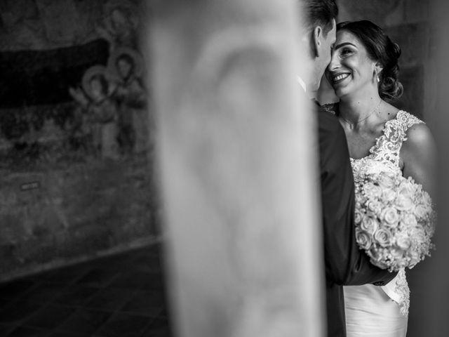 Il matrimonio di Elsa e Domenico a Aversa, Caserta 81