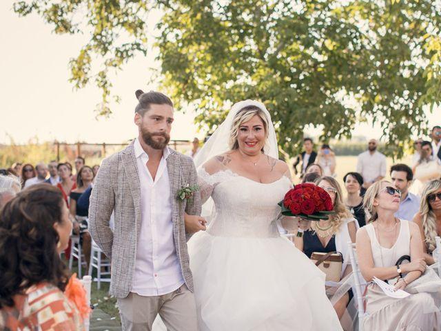 Il matrimonio di Lorenzo e Chiara a Faenza, Ravenna 32
