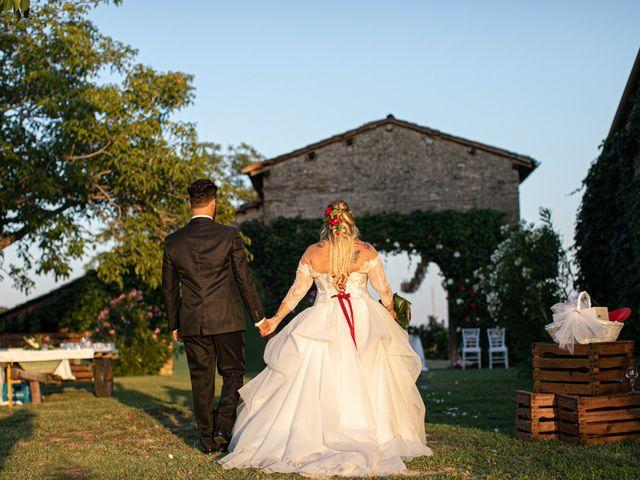 Il matrimonio di Lorenzo e Chiara a Faenza, Ravenna 58