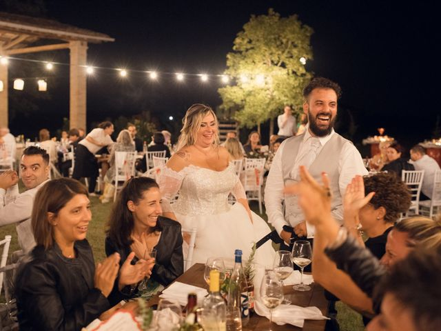 Il matrimonio di Lorenzo e Chiara a Faenza, Ravenna 82