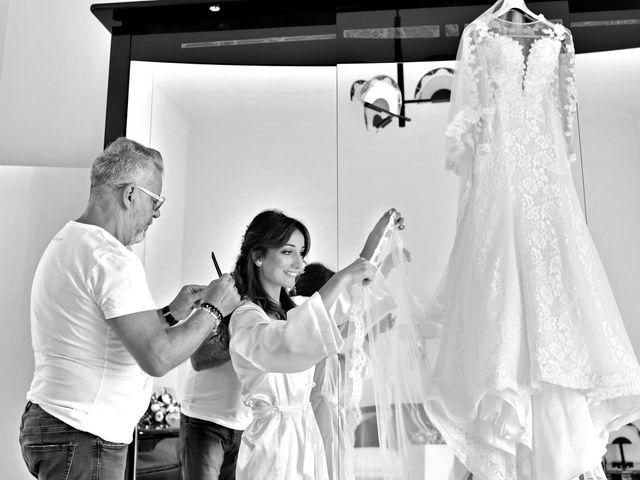 Il matrimonio di Antonio e Fabiola a Grottaglie, Taranto 7
