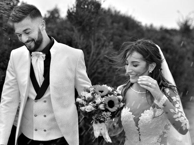 Il matrimonio di Antonio e Fabiola a Grottaglie, Taranto 15
