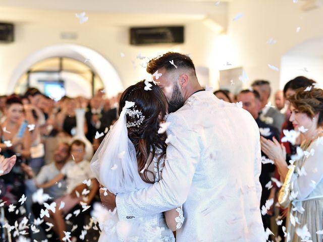 Il matrimonio di Antonio e Fabiola a Grottaglie, Taranto 17