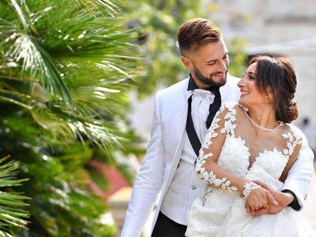 Il matrimonio di Antonio e Fabiola a Grottaglie, Taranto 21