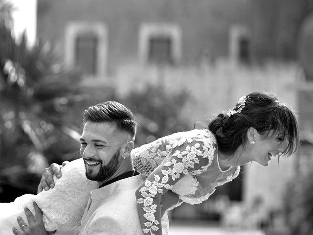 Il matrimonio di Antonio e Fabiola a Grottaglie, Taranto 22