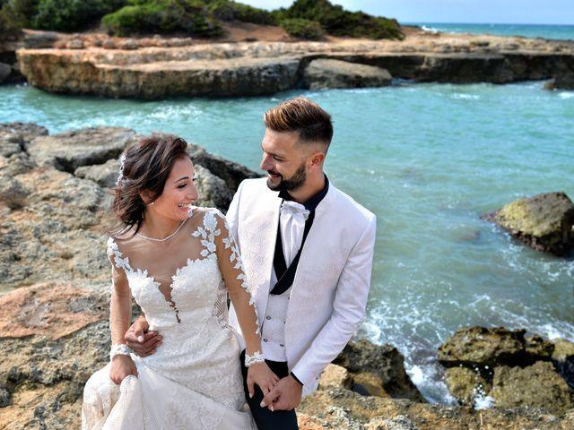Il matrimonio di Antonio e Fabiola a Grottaglie, Taranto 23