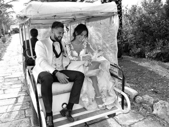 Il matrimonio di Antonio e Fabiola a Grottaglie, Taranto 25
