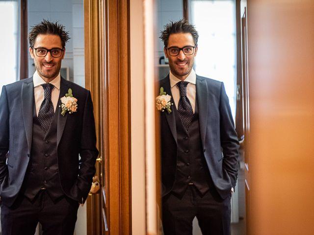 Il matrimonio di Mattia e Elisa a Brenta, Varese 26