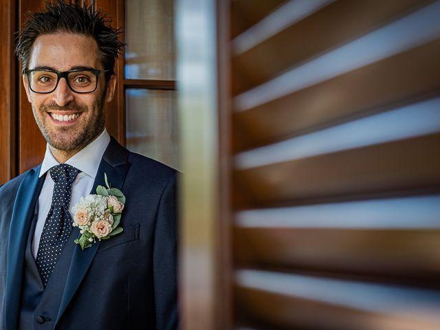 Il matrimonio di Mattia e Elisa a Brenta, Varese 27