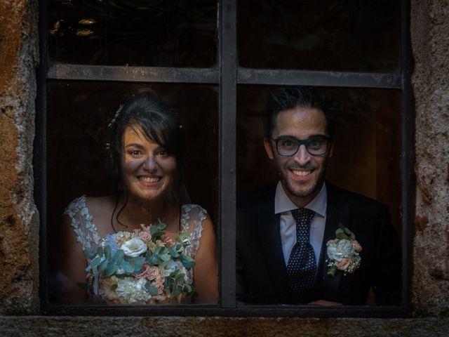 Il matrimonio di Mattia e Elisa a Brenta, Varese 50