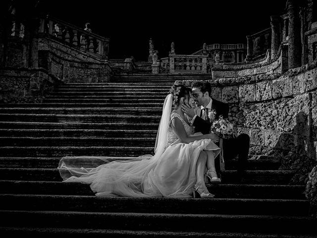Il matrimonio di Mattia e Elisa a Brenta, Varese 56
