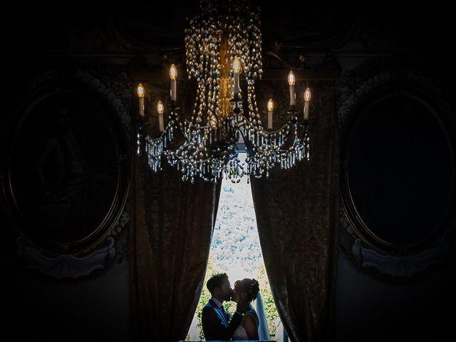 Il matrimonio di Mattia e Elisa a Brenta, Varese 70