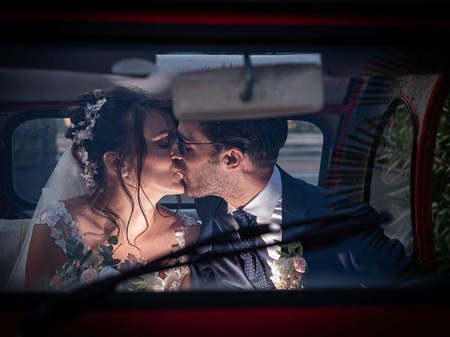 Il matrimonio di Mattia e Elisa a Brenta, Varese 72