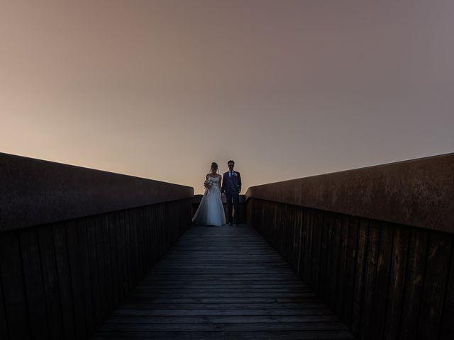 Il matrimonio di Mattia e Elisa a Brenta, Varese 77