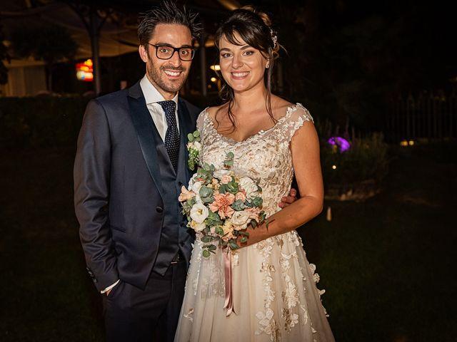Il matrimonio di Mattia e Elisa a Brenta, Varese 79