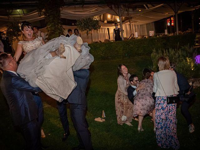 Il matrimonio di Mattia e Elisa a Brenta, Varese 82