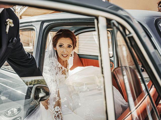Il matrimonio di Costanza e Luca a Lamezia Terme, Catanzaro 23