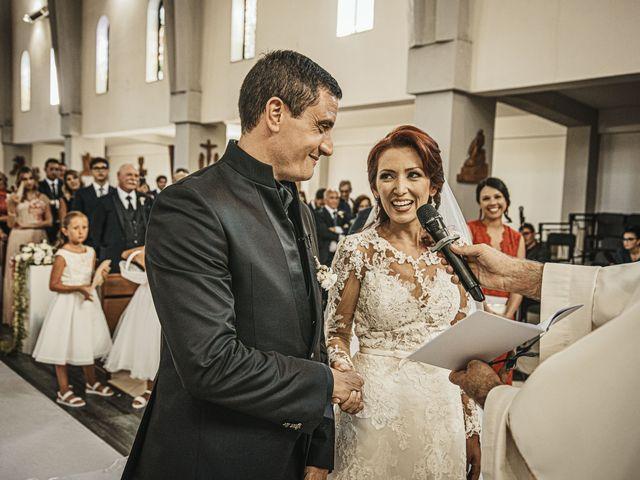 Il matrimonio di Costanza e Luca a Lamezia Terme, Catanzaro 30