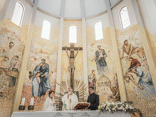 Il matrimonio di Costanza e Luca a Lamezia Terme, Catanzaro 33
