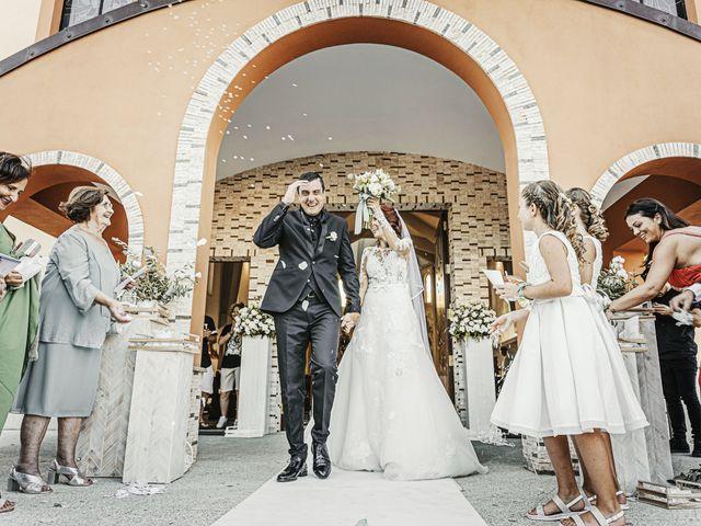 Il matrimonio di Costanza e Luca a Lamezia Terme, Catanzaro 35