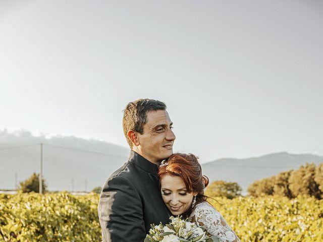 Il matrimonio di Costanza e Luca a Lamezia Terme, Catanzaro 36