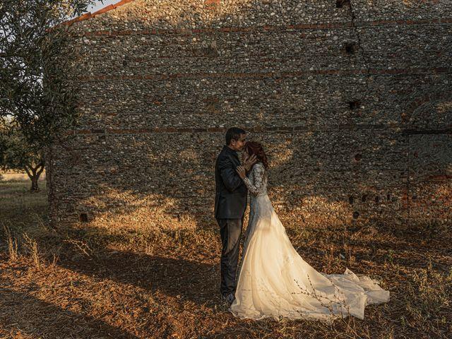 Il matrimonio di Costanza e Luca a Lamezia Terme, Catanzaro 39