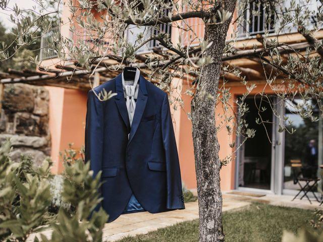 Il matrimonio di Dario e Rosa a Montevarchi, Arezzo 2