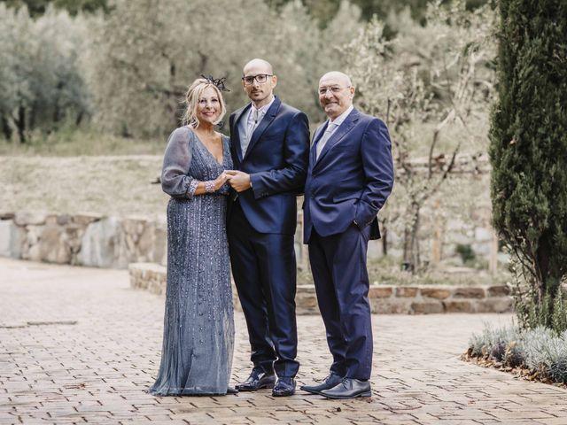 Il matrimonio di Dario e Rosa a Montevarchi, Arezzo 13