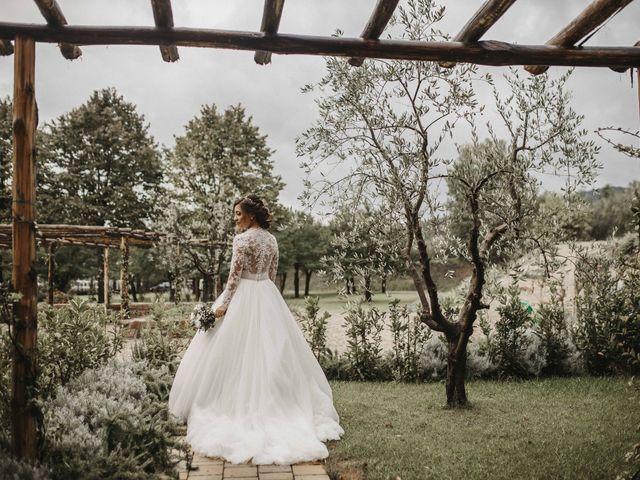 Il matrimonio di Dario e Rosa a Montevarchi, Arezzo 24