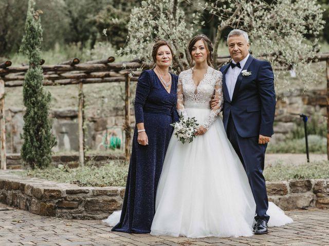 Il matrimonio di Dario e Rosa a Montevarchi, Arezzo 26