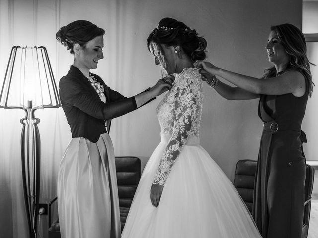 Il matrimonio di Dario e Rosa a Montevarchi, Arezzo 32
