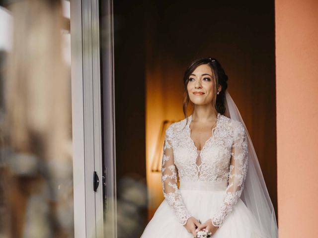 Il matrimonio di Dario e Rosa a Montevarchi, Arezzo 37