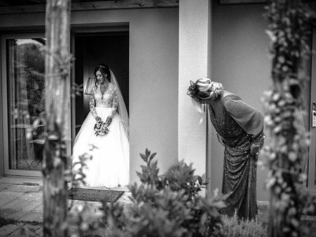 Il matrimonio di Dario e Rosa a Montevarchi, Arezzo 38