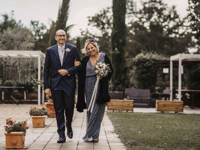 Il matrimonio di Dario e Rosa a Montevarchi, Arezzo 39