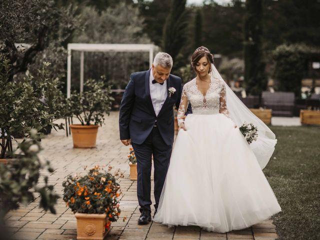 Il matrimonio di Dario e Rosa a Montevarchi, Arezzo 40