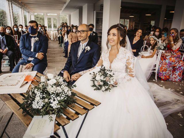 Il matrimonio di Dario e Rosa a Montevarchi, Arezzo 43