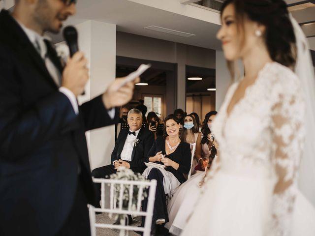 Il matrimonio di Dario e Rosa a Montevarchi, Arezzo 48