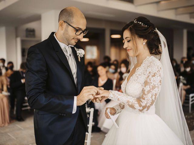 Il matrimonio di Dario e Rosa a Montevarchi, Arezzo 49