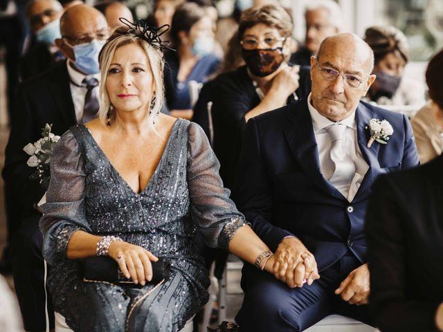 Il matrimonio di Dario e Rosa a Montevarchi, Arezzo 53