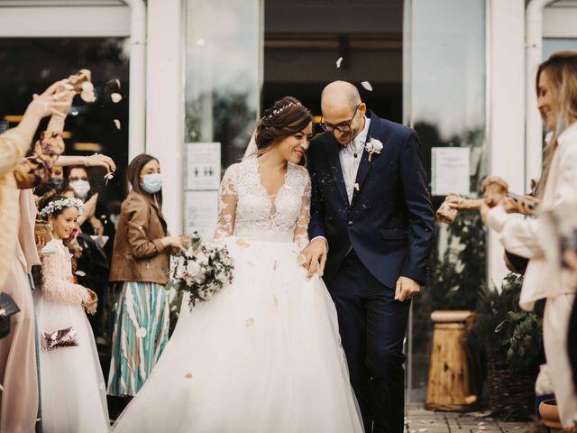 Il matrimonio di Dario e Rosa a Montevarchi, Arezzo 54